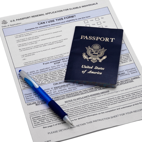 how to get your passport in oregon