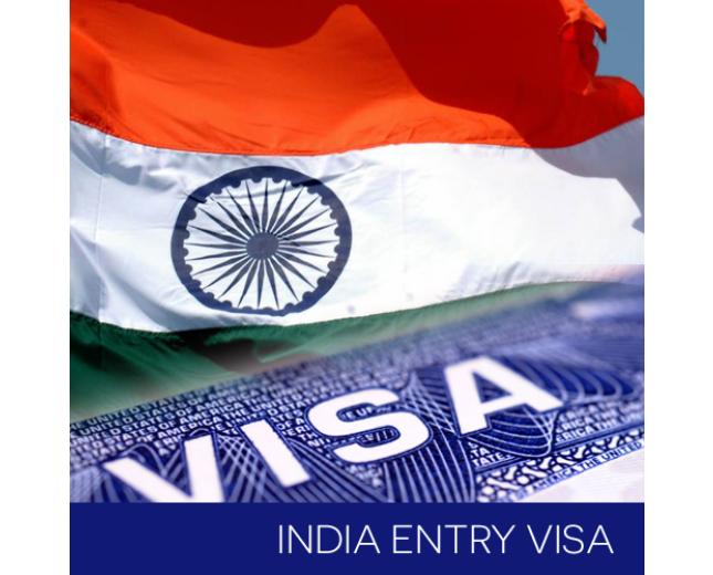 India Entry Visa