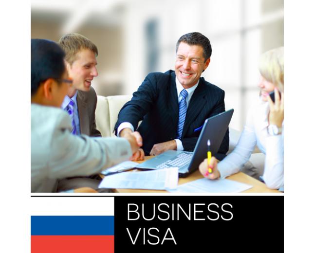 Russia Business Visa