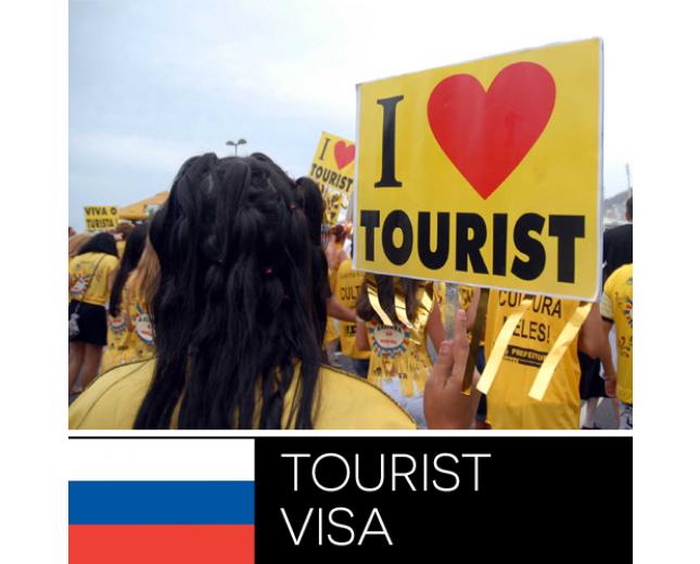 Russia Tourist Visa
